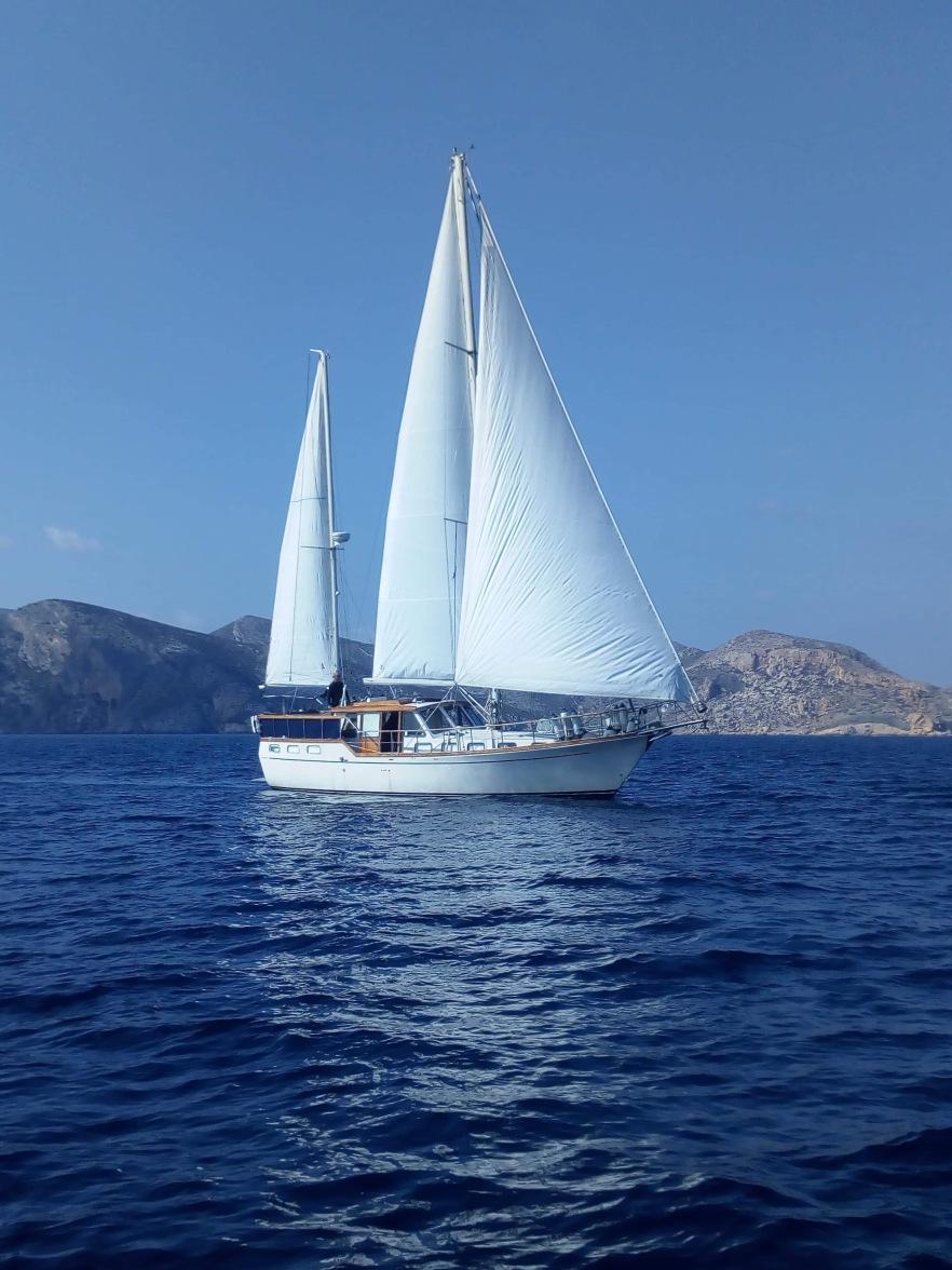 Olakala sails on