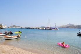 Leros - Pateli - beach